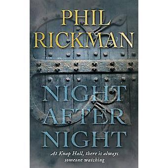 Noite após noite (principal) por Phil Rickman - livro 9780857898722