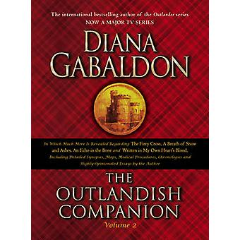 Der ausgefallene Begleiter - Band 2 von Diana Gabaldon - 9781780894942