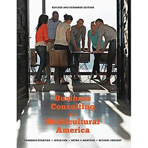 Business Consulting in a Multicultural America