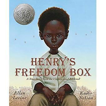 Henrys frihet Box