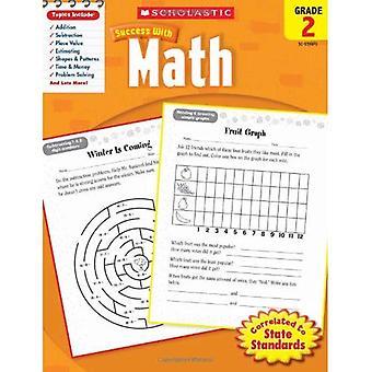 Scholastic Success with Math, Grade 2
