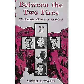 Tussen de twee branden: de Anglicaanse kerk en de Apartheid 1948-1957