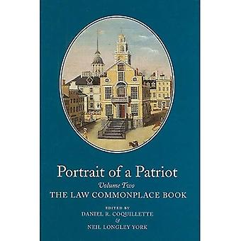 Portrait of a Patriot: The Major Political and Legal Papers of Josiah Quincy Junior: v. 2 (Colonial Society of Massachusetts) (Publications of the Colonial Society of Massachusetts)