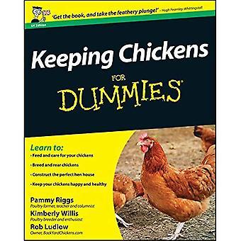 Manter galinhas para manequins (edição britânica)