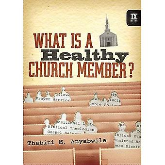 What Is a Healthy Church Member? (Ixmarks)