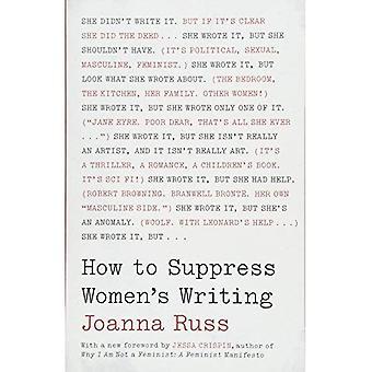 Comment supprimer l'écriture féminine