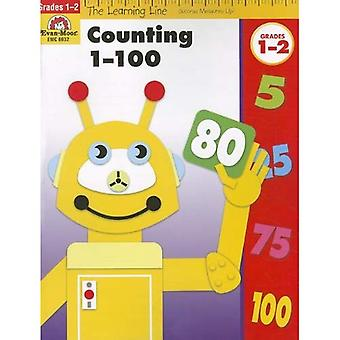 Counting 1-100, Grade 1-2 (Learning Line)