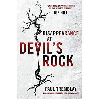 Disparition au rocher du diable