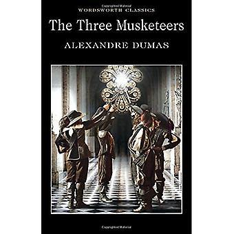 The Three Musketeers (Wordsworth Classics)