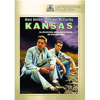 Importer des Kansas [DVD] é.-u.