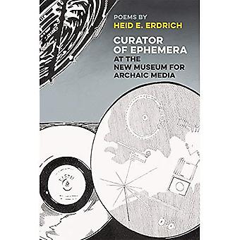 Curator of Ephemera at the� New Museum for Archaic Media (American Indian Studies)