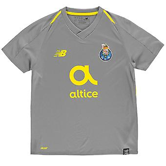 New Balance Kids Porto Away Shirt 2018 2019 Junior