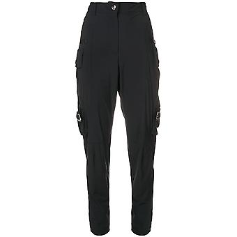 Red Valentino Black Synthetic Fibers Pants