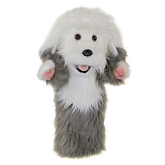 De Puppet Company lange mouw Old English Sheepdog