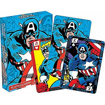 Mighty Thor Marvel set of playing cards   (nm 52280)