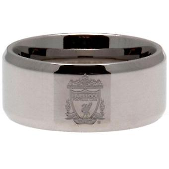 Liverpool FC Large Band Ring