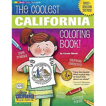 The Coolest California Coloring Book! by Carole Marsh - 9780793394678