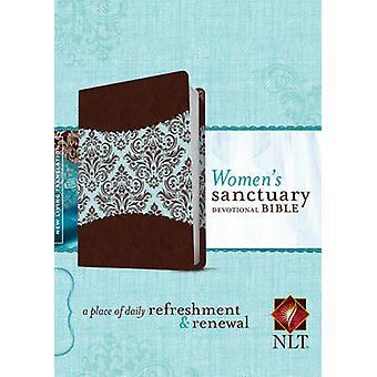 Women's Sanctuary Devotional Bible-NLT (2nd) by Tyndale House Publish