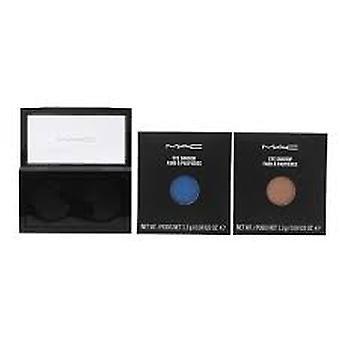 MAC Pro Paleta Pro Color Eyeshadow Set 2 x 1.3g Recarga - Todo lo que brilla + agua dulce