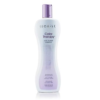 BioSilk colore terapia Cool Blonde Shampoo 355ml / 12oz