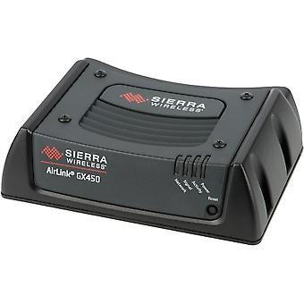 Sierra Wireless AirLink GX450 WiFi LTE 4G LTE, GPS, Wi-Fi gateway modem (AT&T)