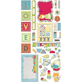 Toy Box remarquable Die-Cuts-19713429