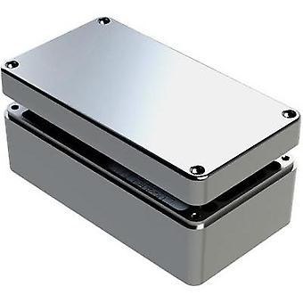 Universal enclosure 260 x 160 x 120 Aluminium Grey Deltron Enclosures 487-261612A-66 1 pc(s)
