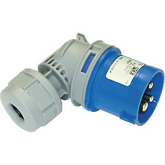 CEE CARA right angle plug 16 A 3-pin 230 V PCE 8013-6