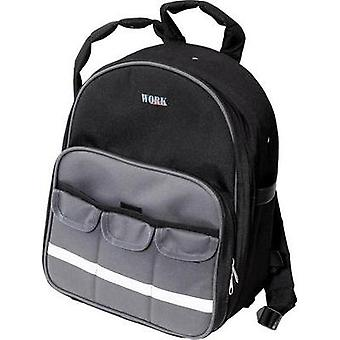 Cimco Tool backpack with no content 170430 Dimensions: (L x W x H) 180 x 340 x 440 mm Plastic