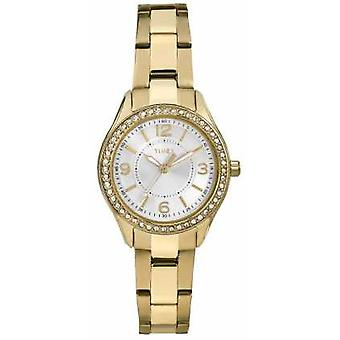 Timex Womans Gold Miami Mini TW2P80100 Uhr