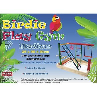 Birdie Play Gym media