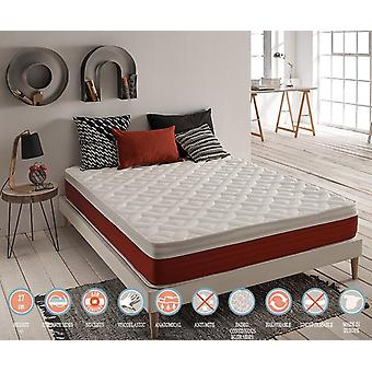 Viscoelastic luxury energy recover mattress  100x180