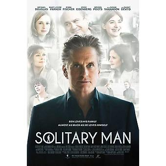 Solitary Man Movie Poster (11 x 17)