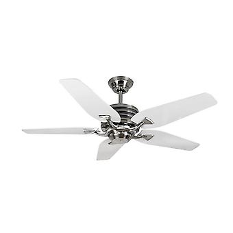 Direct current ceiling fan Omega White with remote control