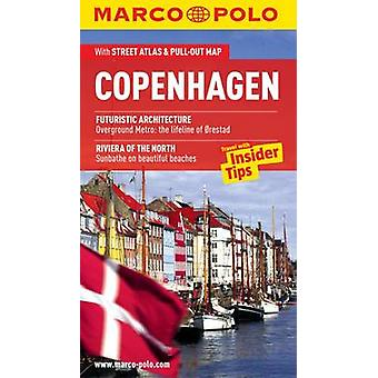 Copenhagen Marco Polo Guide by Marco Polo