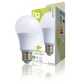 Hq Led Bulb E27 6,5W 470Lm Dimmable A60 2700K