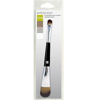 Qvs Double Concealer Brush And Makeup (Woman , Makeup , Brushes)