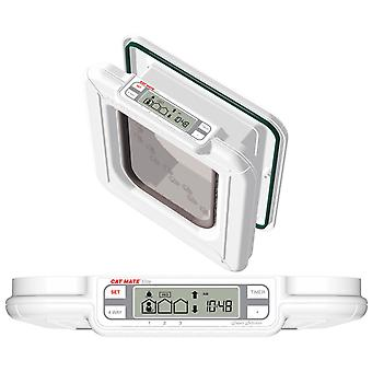 Elite radiofrekvens Super selektiv kat Flap hvid 16.6x19.2cm