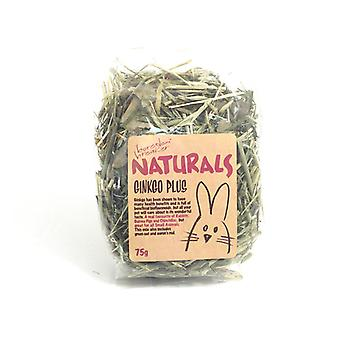 Naturals Ginkgo Plus 75g (Pack of 6)