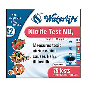 Waterlife nitrit Test Kit 75 Tests
