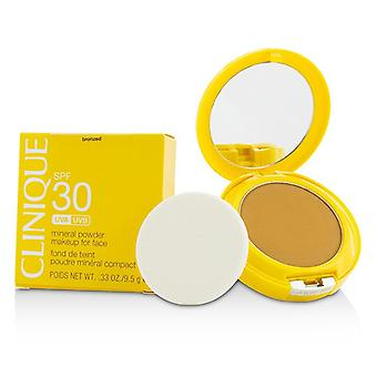 Clinique Sun SPF 30 Mineral Powder Makeup For Face - Bronzed 9.5g/0.33oz