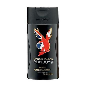 Playboy London Shower Gel (Man , Perfumes , Body lotions and oils)