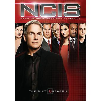 NCIS - NCIS: Season 6 [DVD] USA import