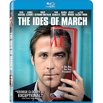 The Ides of March [Blu-ray] [Includes Digital Copy] [Ultraviolet] [BLU-RAY] USA import