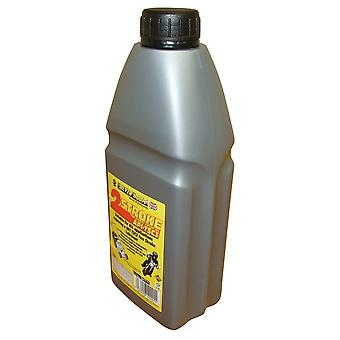 2 Stroke Engine Oil 1 Litre Ideal For Chainsaw Strimmer Brushcutter Cut Off Saw