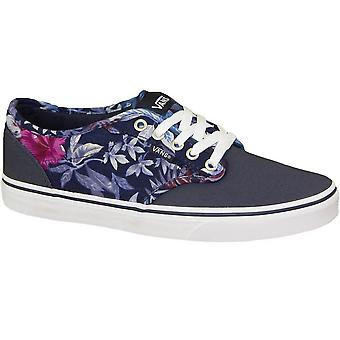 Vans Atwood Canvas Floral VZUNK35 skateboard all year women shoes