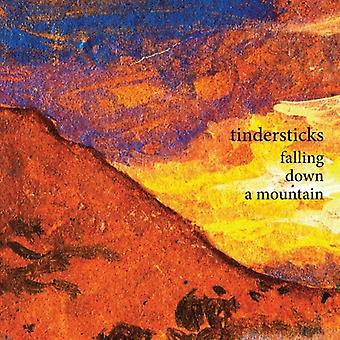 Tindersticks - falder ned et bjerg [CD] USA import