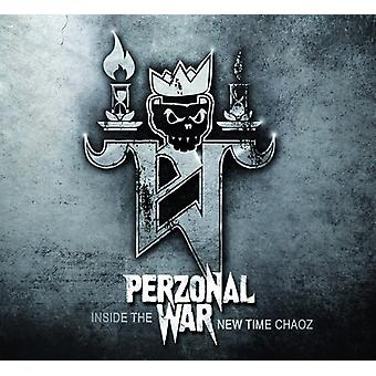 Perzonal War - Inside the New Time Chaoz [Vinyl] USA import