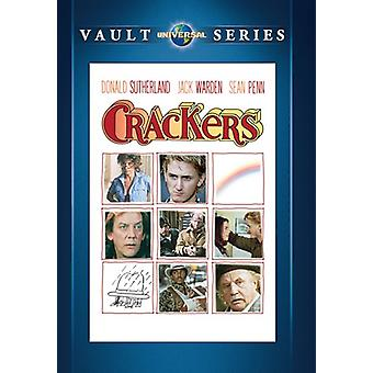 Crackers [DVD] USA import
