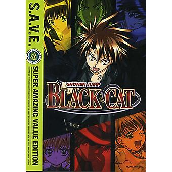 Black Cat - Black Cat: Box Set-S.a.V.E. [DVD] USA import